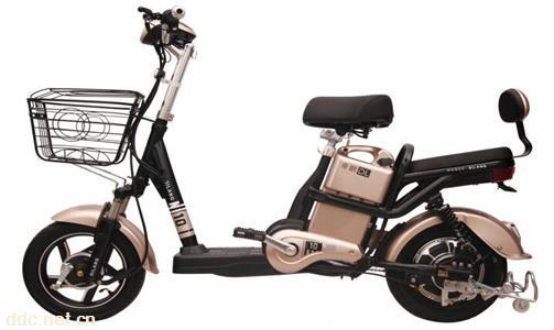 帝朗-炫姿电动自行车国标款