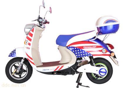 速派奇电动摩托车-御龟王加长版