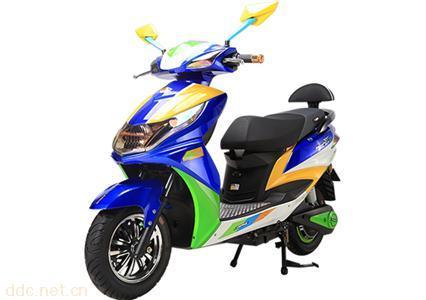 速派奇电动摩托车美景-2