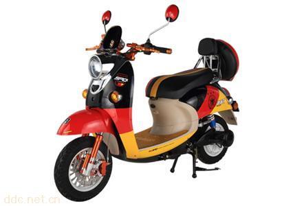 速派奇电动摩托车御龟王加长版-1B