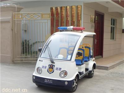 玛西尔4座电动巡逻车