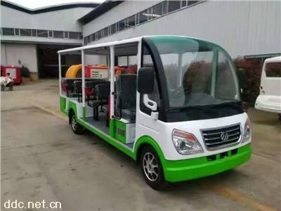 景区电动公交车,校园电动公交车