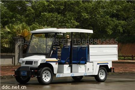 4座电动巡逻货车升级新款