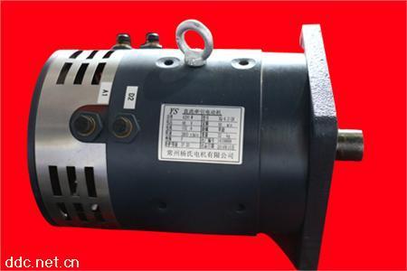 楊氏(YS)直流牽引電動汽車電機(XQ-4.2-2A)