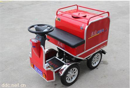 乾达电动多功能清洗车