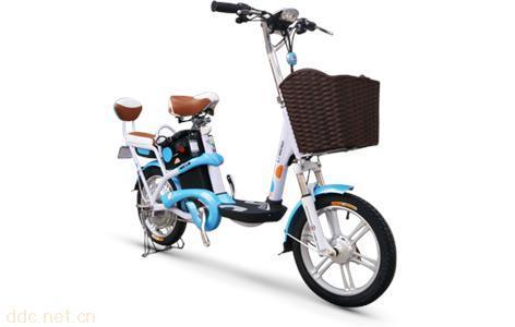 绿能电动自行车极光14号