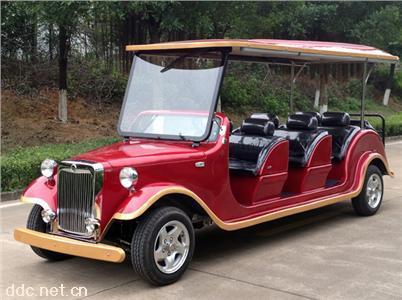 绿能达礼宾C款8座电动老爷车