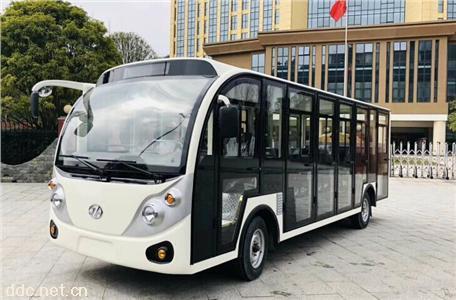 23座景区运营大座位电动观光车
