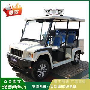 公園景區電動巡邏車