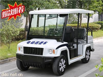 绿能达电动治安巡逻车