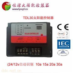 佳潔牌TDL3012/24V太陽能路燈控制器