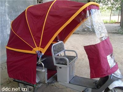 电动三轮车, 80*80 休闲三轮车篷 小型遮阳篷