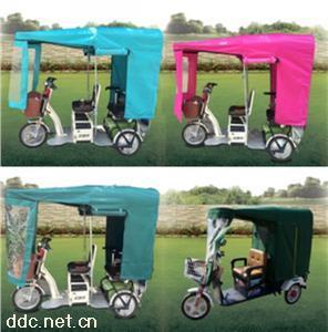 电动小型三轮车篷