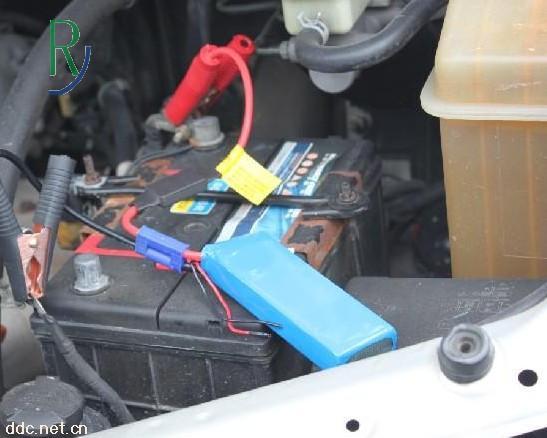 高倍率电池
