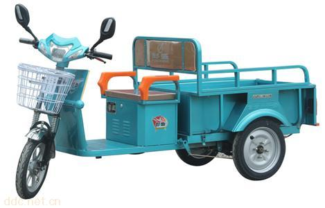 彭盛一米二三开载货电动三轮车