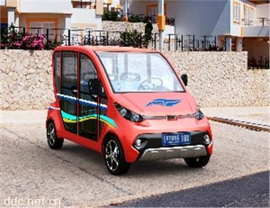 电动小轿车