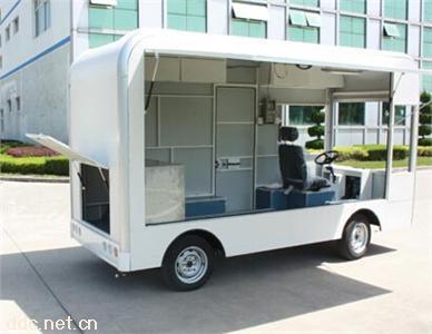 玛西尔电动餐车