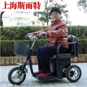 老年代步车老人三轮休闲车