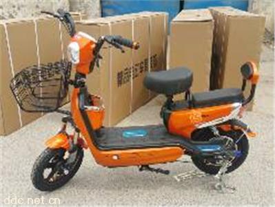 金丝猴简易车豪华款电动车