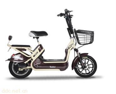 雅迪电动自行车小苹果豪华版