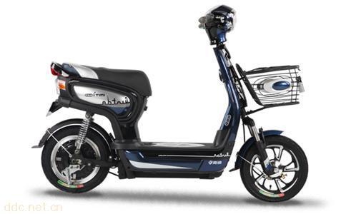 雅迪新品上市简易炫雪三代电动自行车