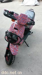 山猫豪华款电动自行车