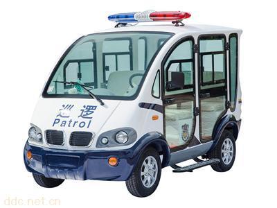4人座电动巡逻车