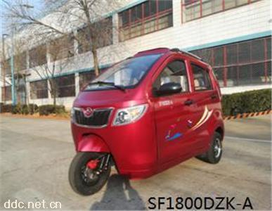 時風牌SF1800DZK-A電動三輪摩托車