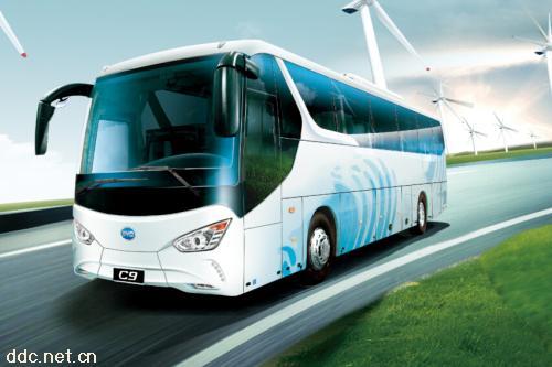 比亚迪C9电动客车