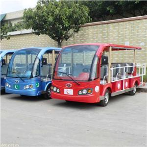 沃森大功率14座电动旅游观光车