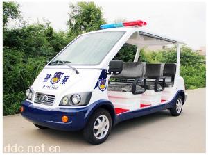 电动治安巡逻车