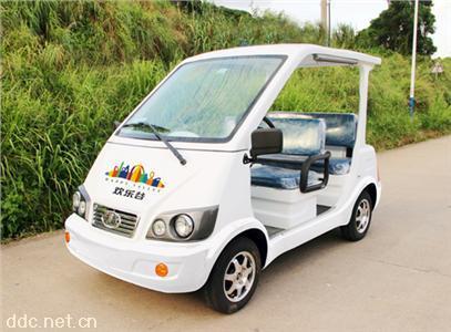 旅游产业观光车