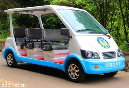 沃森19款6/8座小区物开奖号码业保安电动巡逻车