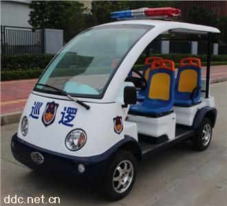 沃森4座电动巡逻车-公交座椅厂家直销