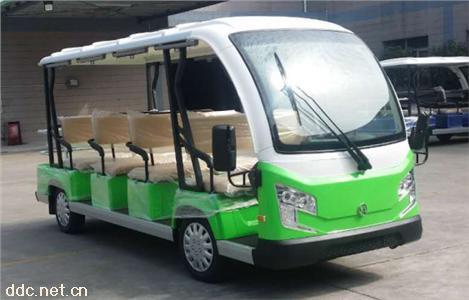 沃森进口交流配置12座电动观光游览车景区用