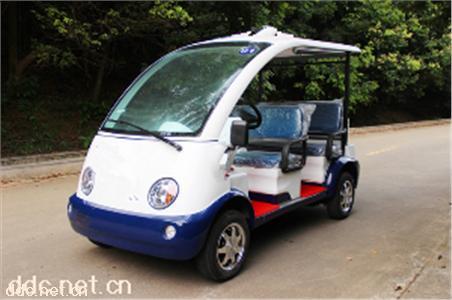 沃森新款4座电动巡逻车上市