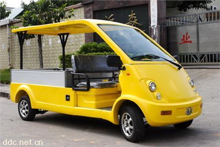 沃森2座电动皮卡车