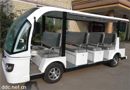 沃森电动观光车安全性能高