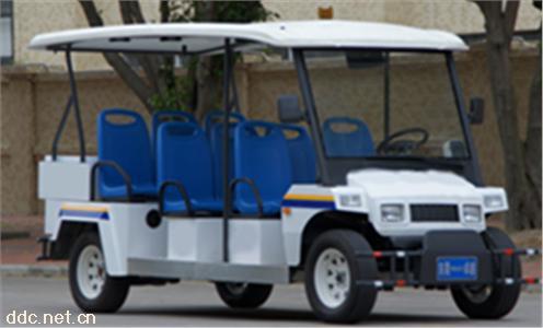 沃森-公交座椅8座越野电动巡逻车