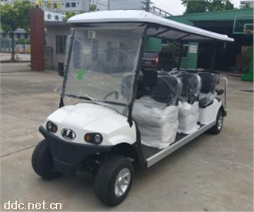 沃森高尔夫款8座电动观光车