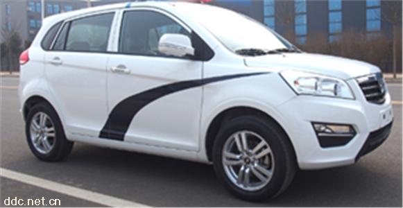 沃森SUV款5座电动巡逻车