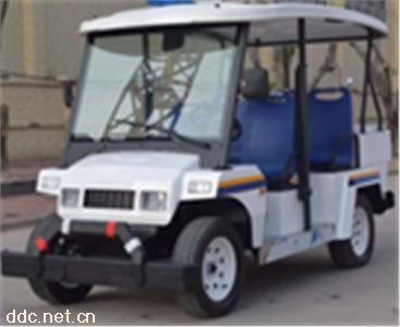 沃森智能卡启动功能5座电动越野款巡逻车