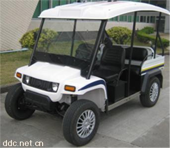 越野5座电动保安物业街道社区巡逻车