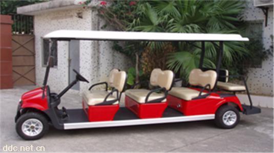 沃森8座电动高尔夫观光车
