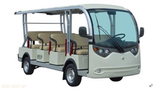 2020款全新款式11座電動觀光游覽接待車