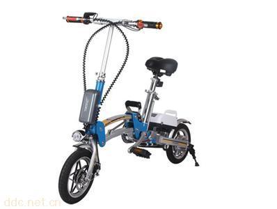 台州可人电动车秒折锂电单车
