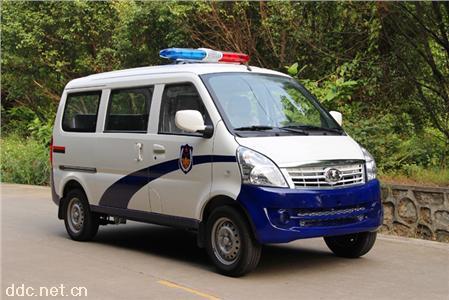 7座交流电动面包巡逻车WS-EV7P(AC)