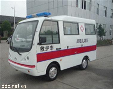 2座电动救护车WS-JH2W