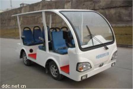 8座燃油观光车WS-RY08
