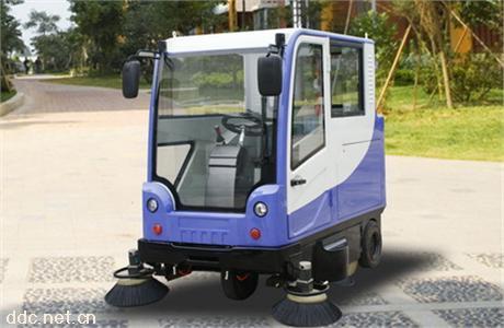 电动驾驶式扫地车WS-SD1850FB